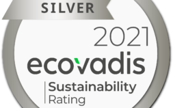 Silver medal for sustainability